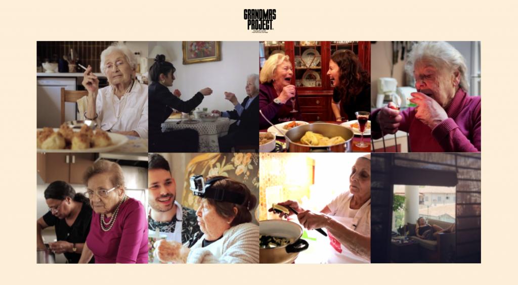 Grandmas Project Films