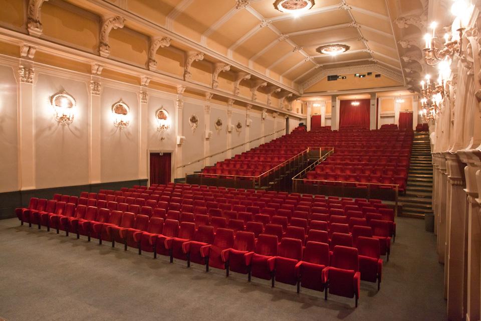 Kino Europa in Zagreb