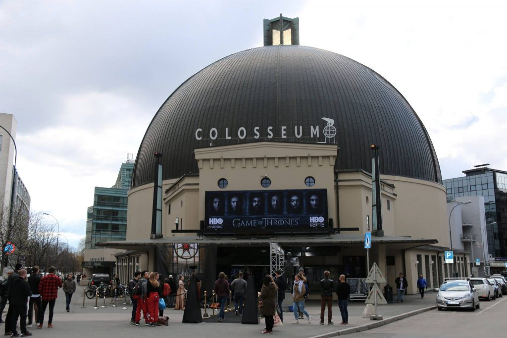 Colosseum Kino in Oslo
