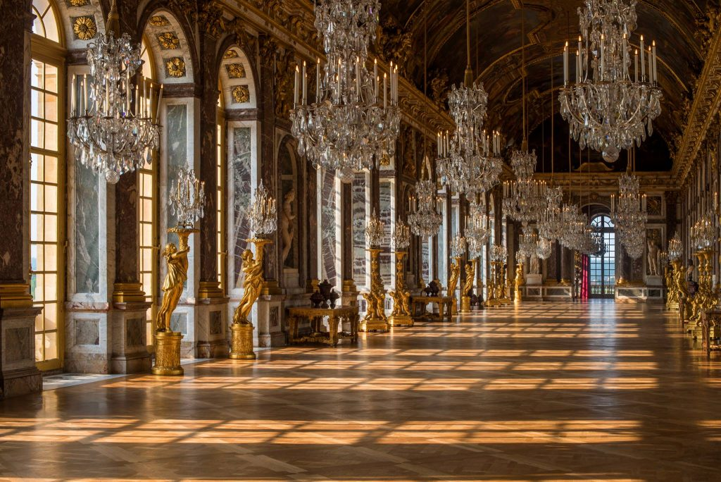 During the European Night of Museums, the Palace of Versailles is opening its most prestigious areas to the public