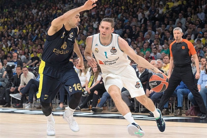 """Fabien Causeur nailed 17 points to lead Real Madrid to """"La Décima"""""""