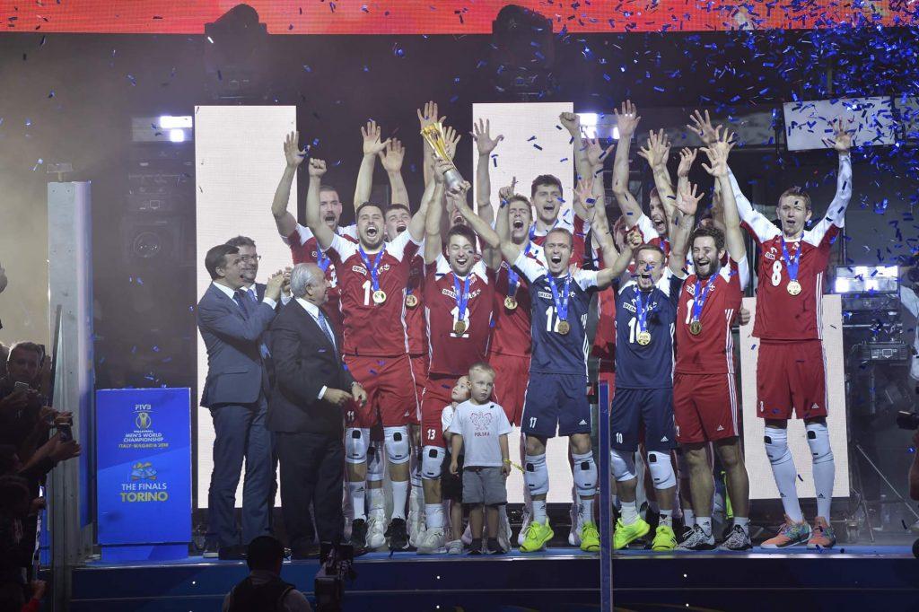 Poland wins the FIVB Men's World Championship