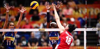 Tijana Bošković played amazing - Serbia-Italy