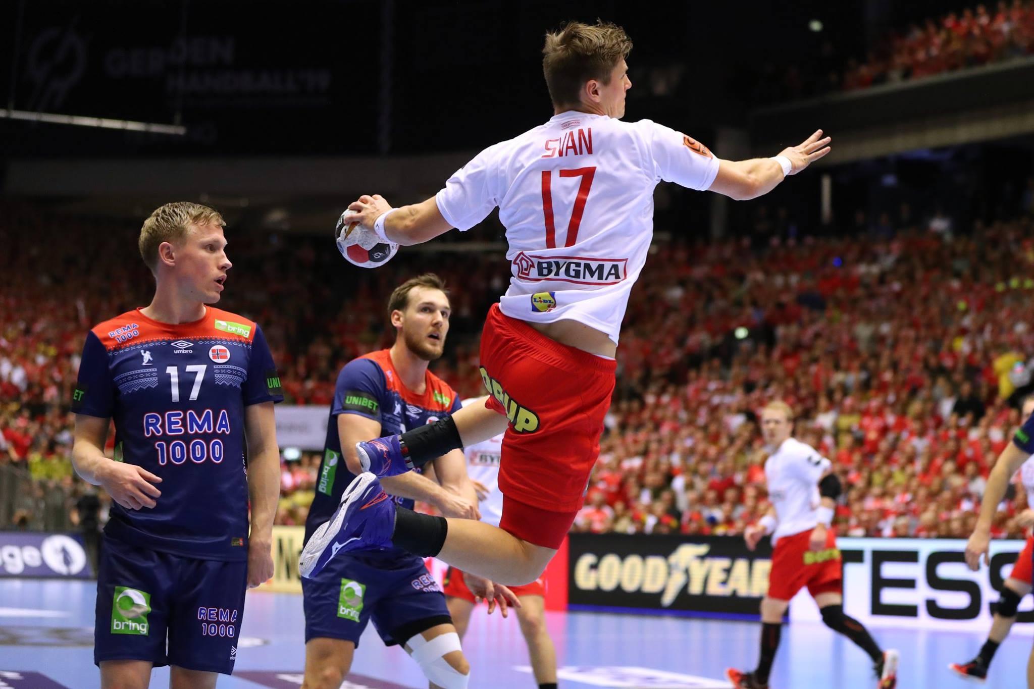 Dänemark Norwegen Handball
